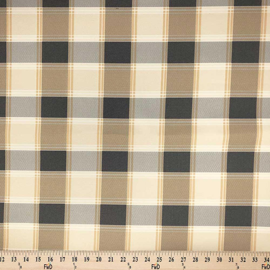 Ottertex®Canvas Printed - Plaid