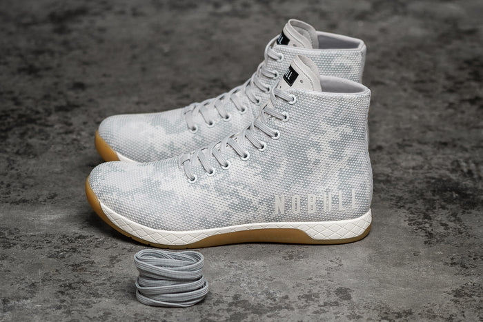 HIGH-TOP FROSTBITE CAMO TRAINER (WOMEN'S)