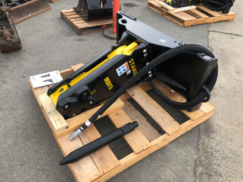 Stanley -  MBF5S02 WITH SKID STEER  BRACKET  (Fixed 20 Degrees)