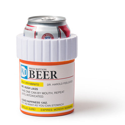 DRINK KOOLER: PRESCRIPTION BEER