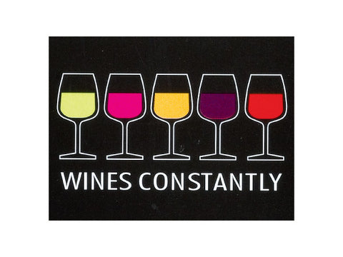 Wines Constantly - Magnet