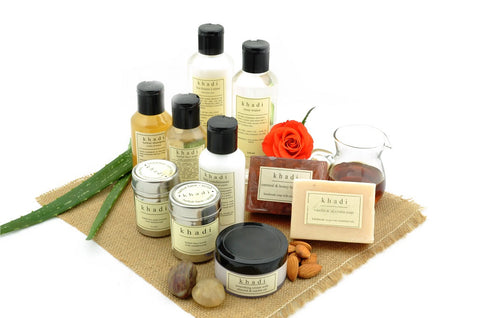 Complete Natural Solution Kit for Dry Skin & Hair