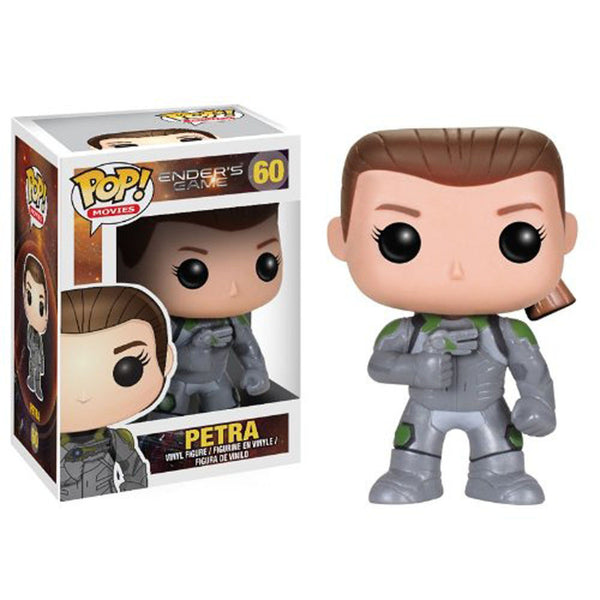 Ender's Game PETRA Funko Pop