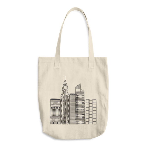 BOTB City Cotton Tote Bag