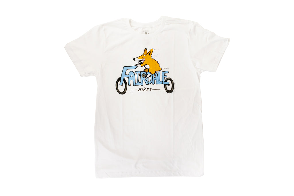 Fairdale Montercycle Tee (White)