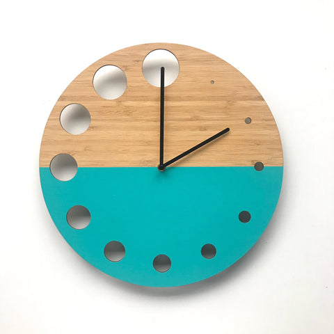 Dotty Clock