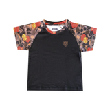 Floral Camo T-Shirt - Youth