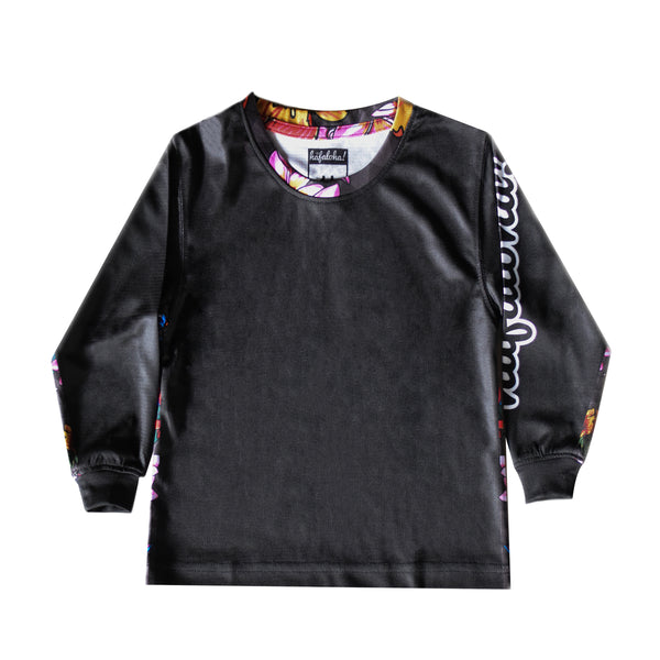 Floral Tribal Long Sleeve - Toddlers