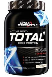 VITAL STRENGTH TOTAL PROTEIN 750G CHOCOLATE