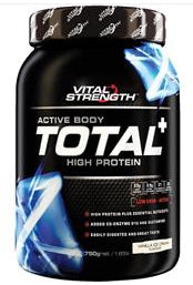 VITAL STRENGTH TOTAL PROTEIN 750G VANILLA