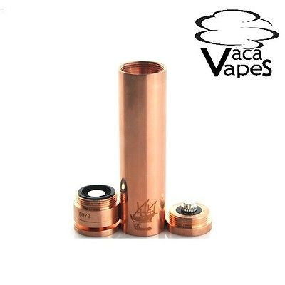 Caravela Mechanical Mod Clone - In Copper