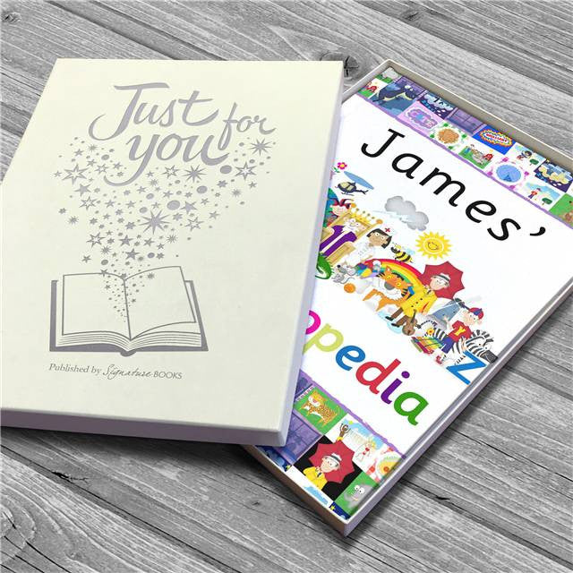 Personalised Children's Encyclopedia - Personalised Gift Solutions - 5