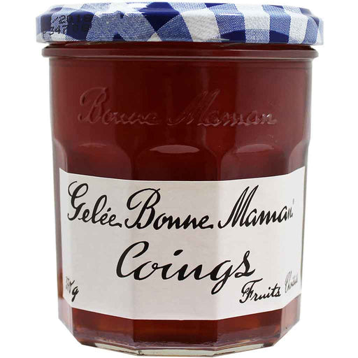 Bonne Maman Quince Jelly (Imported from France), 13 oz.