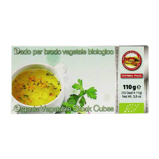 Fattoria Italia - Vegetable Bouillon Cubes, 3.8 oz (110 g)
