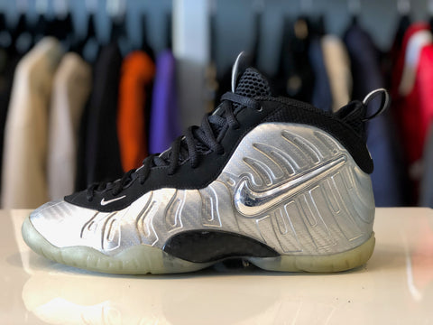Foamposite Silver Surfer GS