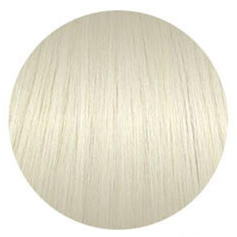 Platinum Blonde Clip On Ponytail Hair Extensions