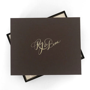 "Gift Box for all ""Small Paper Page Albums"""