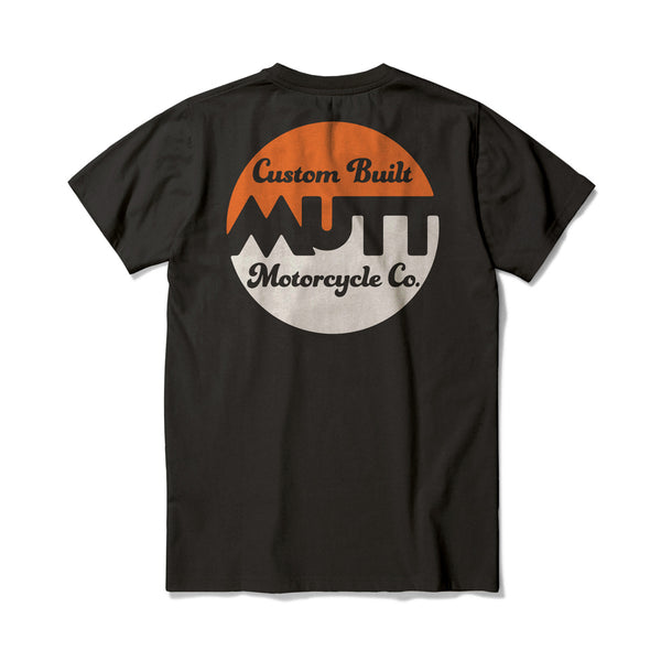 Mutt Custom Build T-Shirt Black
