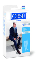 Load image into Gallery viewer, Jobst For Men 15-20 mmHg Compression Thigh High Close Toe With Silicone Dot Band - Scrubsnmed