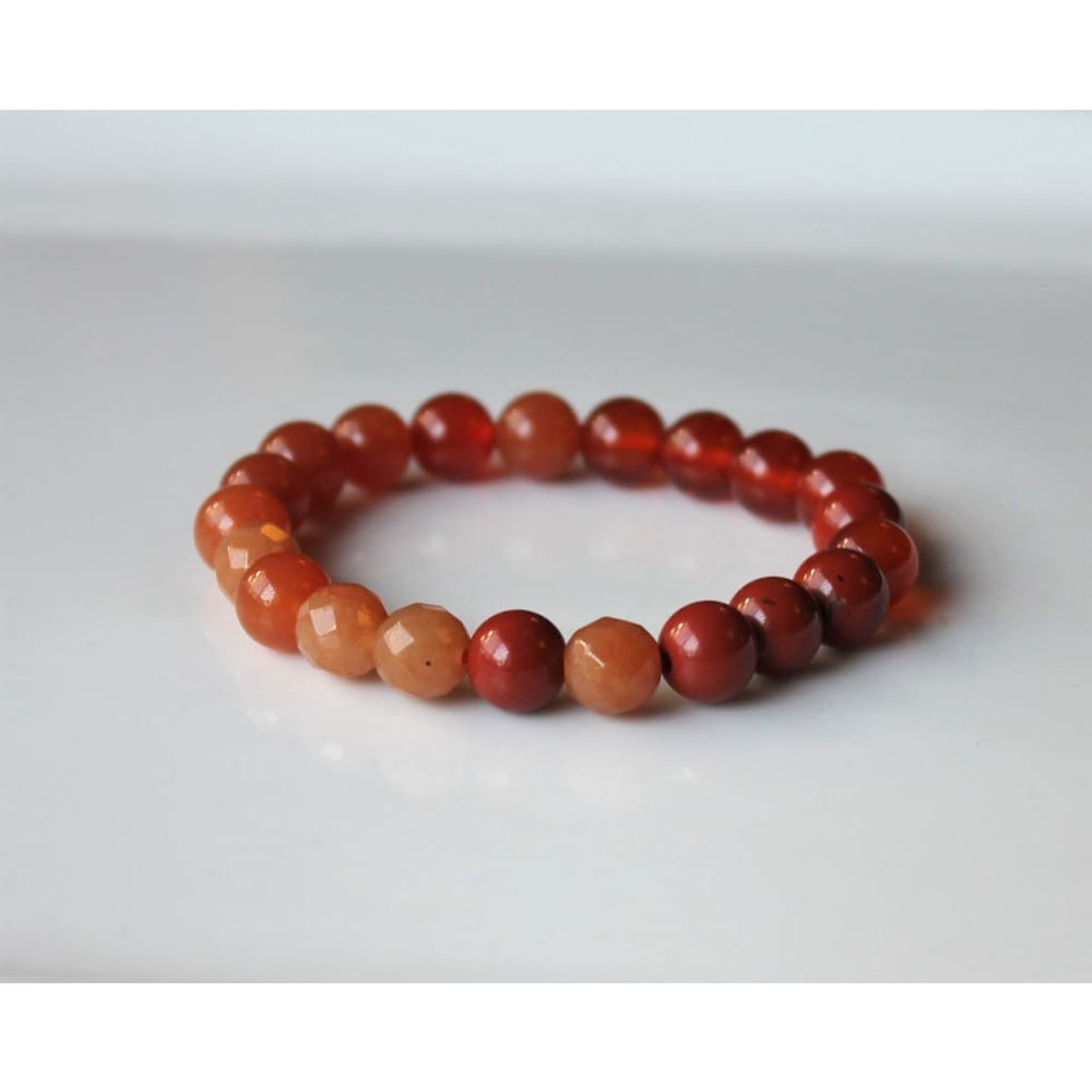 Red Fertility Bracelet Fertility Crystals Fertility Jewelry Fertility Booster Increase Fertility Fertility Stones Fertility Gifts -