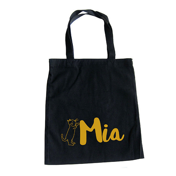 CUSTOMIZE NAME TOTE