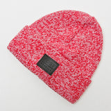 Post Hats & Details Classic Beanie Heather Red