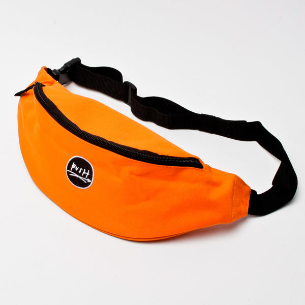 Push Periodical Hip Bag Orange