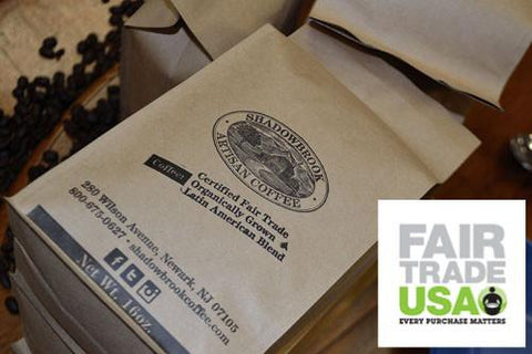 Fair Trade Organic Colombian Coffee