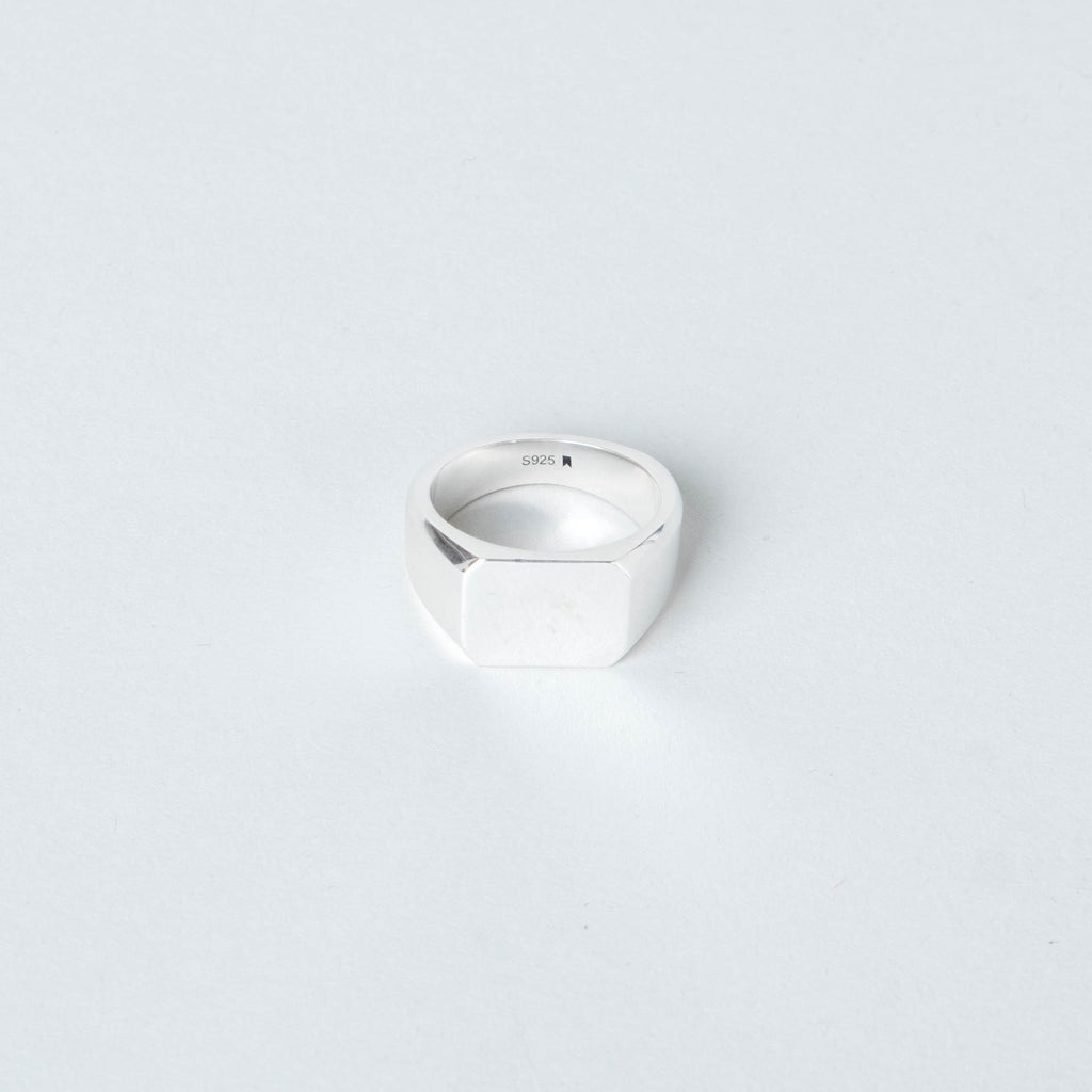 Lone Flag - Heavyweight Signet Ring