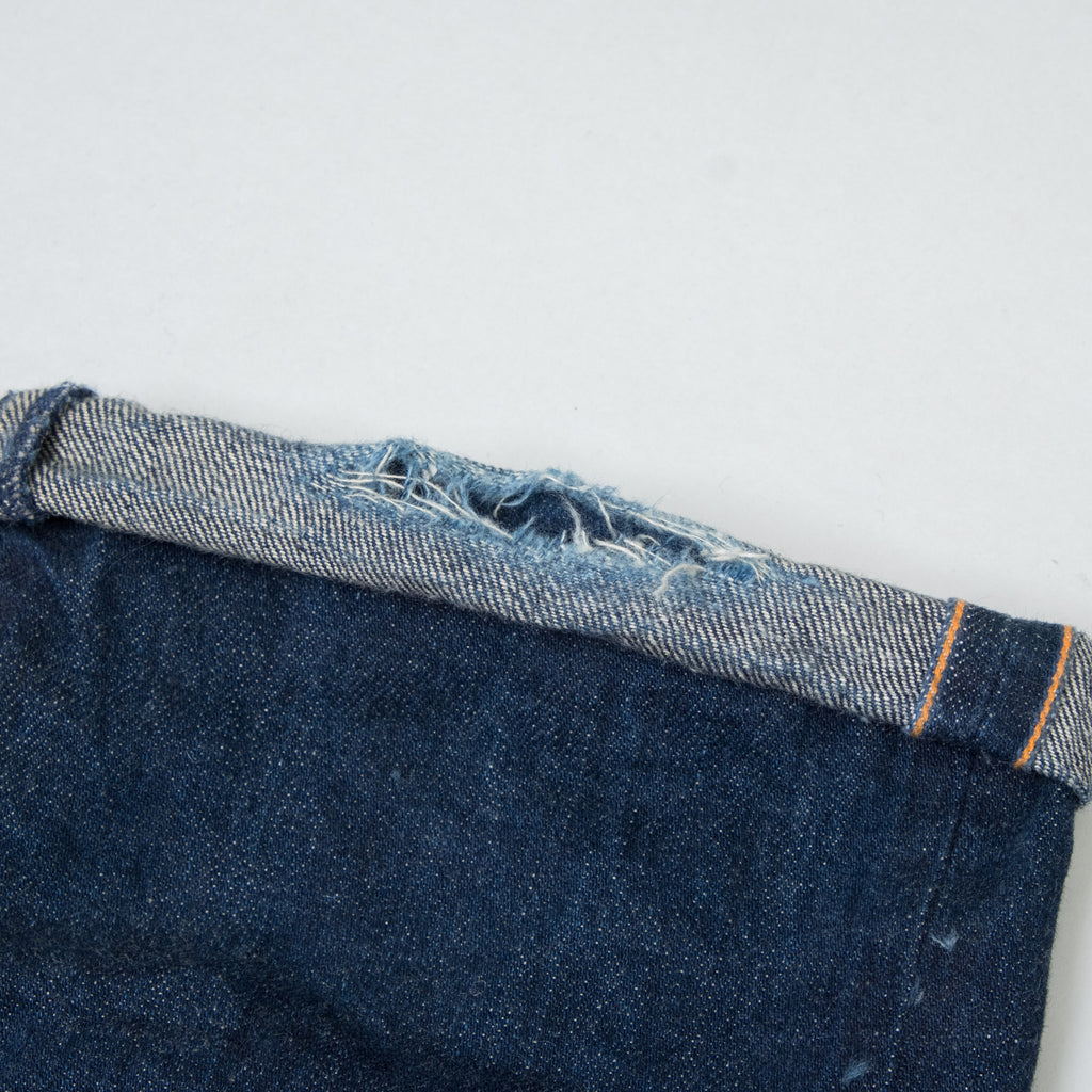 Denim Service - Cuff Repair