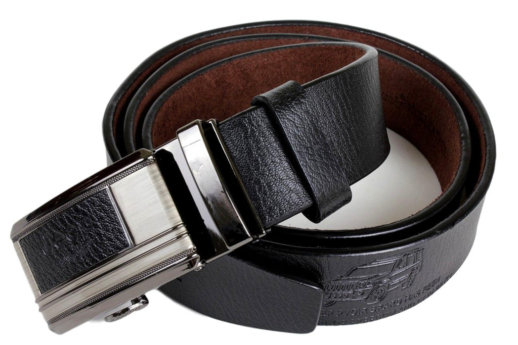 Jeep Pvoir Dress Belt - BBP007JP12-BLACK