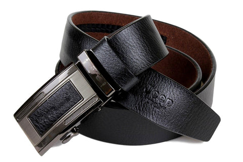 Jeep Pvoir Dress Belt - BBP007JP13-BLACK