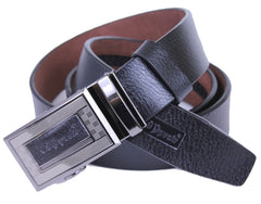 Jeep Pvoir Dress Belt - BBP007JP14-BLACK