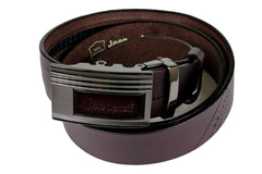 Jeep Pvoir Dress Belt - BBP007JP03-COFFEE
