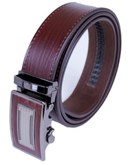 Jeep Pvoir Dress Belt - BBP007JP06-BROWN