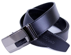 Jeep Pvoir Dress Belt - BBP007JP05-BLACK