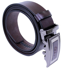 Jeep Pvoir Dress Belt - BBP007JP08-COFFEE