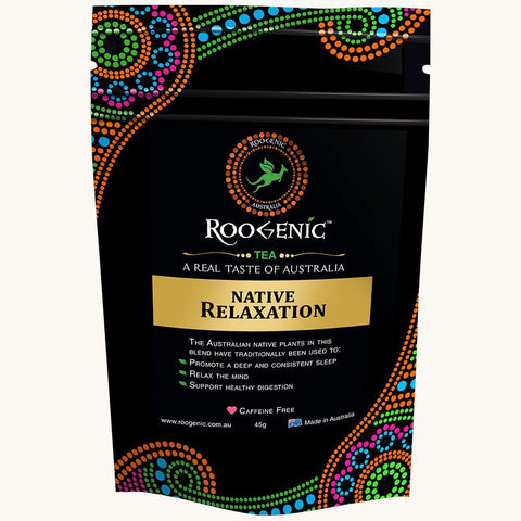 Roogenic Native Relaxation Herbal Tea