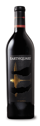 2016 Michael David Winery Earthquake Cabernet Sauvignon, Lodi, USA (750ml)