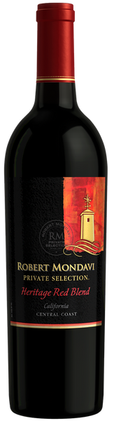 2017 Robert Mondavi Winery Private Selection Heritage Red Blend, Central Coast, USA (750 mL)