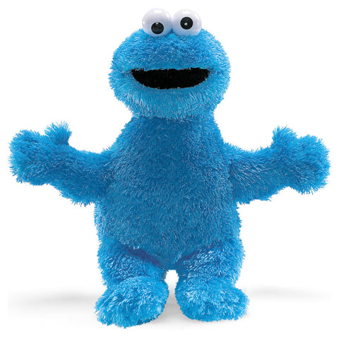 "GUND Plush, Sesame Street ""Cookie Monster"" 14"" #75921"