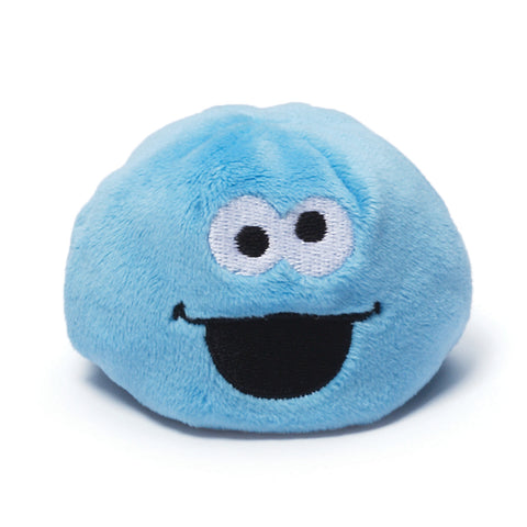 "Gund Sesame Street Cookie Monster Beanbag Pal 2.5"" #4048669"