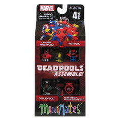 Deadpool - Deadpools Assemble Minimates Box Set