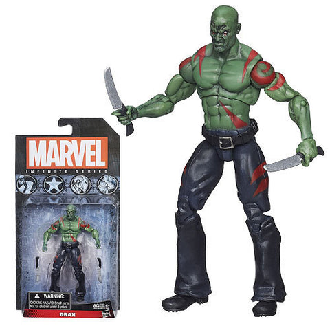 Marvel Infinite Series - Drax 4 14-Inch Action Figure