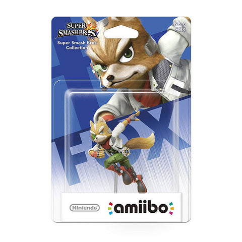 Nintendo Amiibo - Fox McCloud Figure