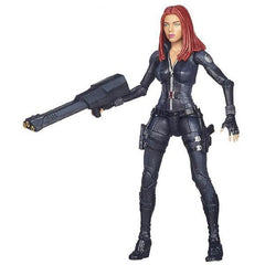 Captain America - Marvel Legends - Black Widow Figure