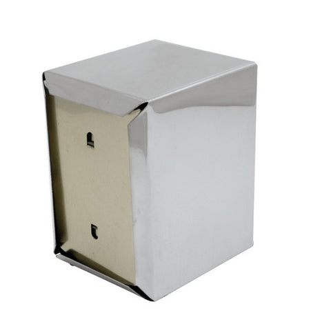 """E"" Fold - Napkin Dispenser - Stainless Steel"