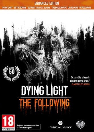 Dying Light: Following (Enhanced Edition) - Digizani