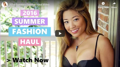 Fashion Haul // 2016 Summer Fashion Must-Haves! [Repost]
