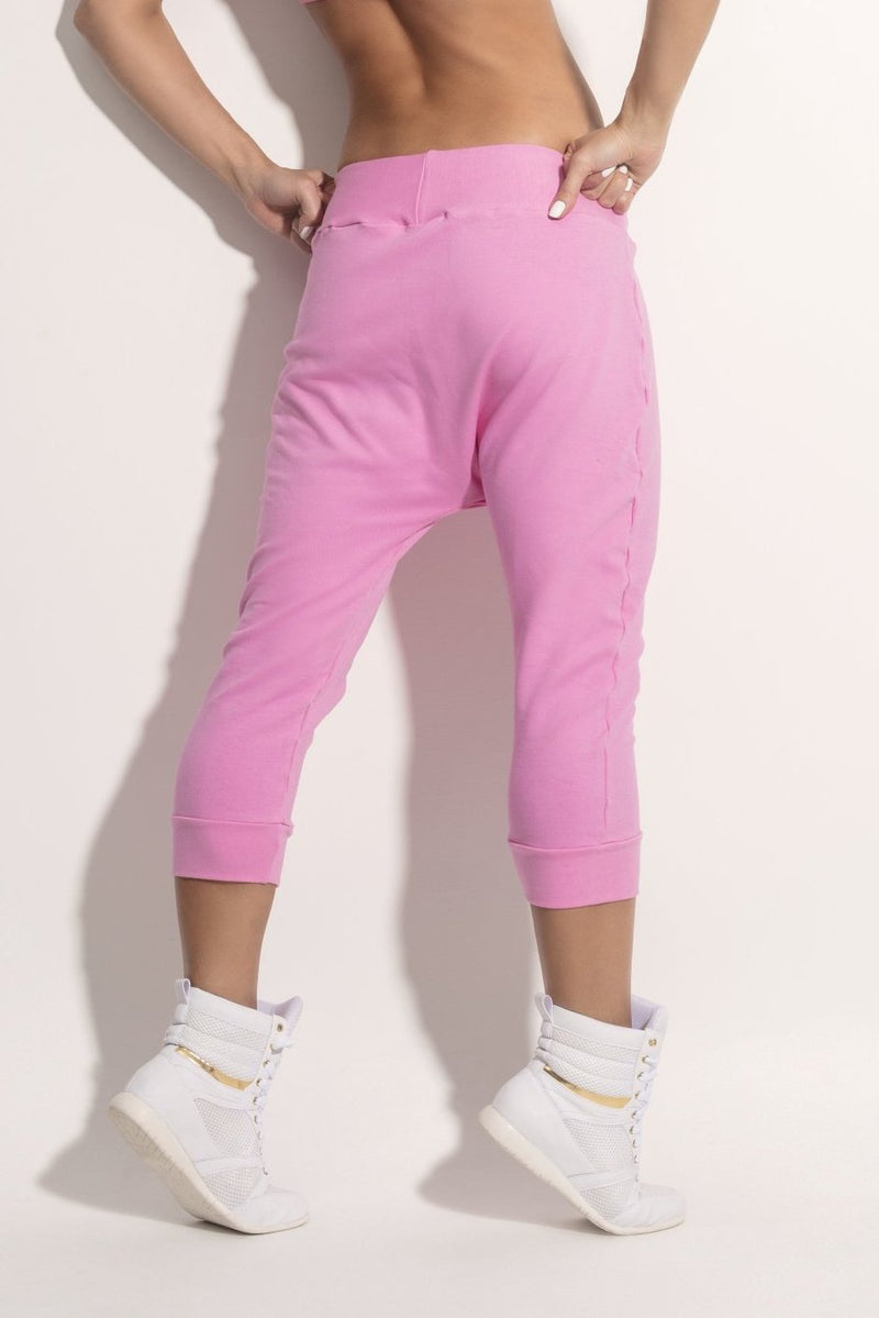 SUPERHOT Brazilian Jogger Pants - Pink Leggings